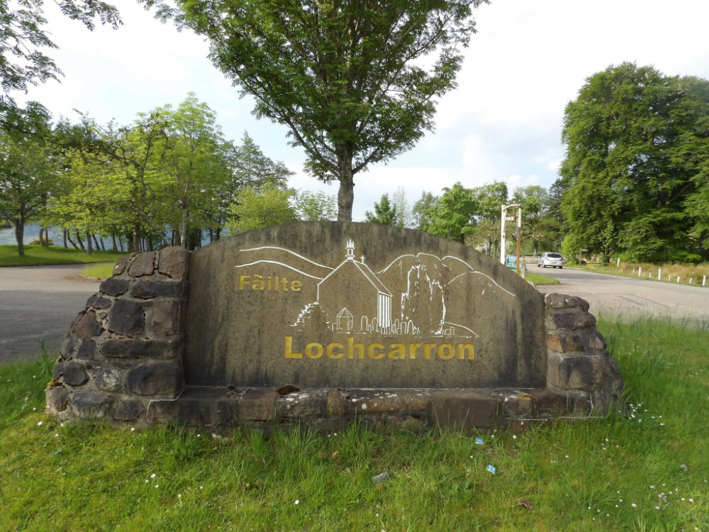 Dazzling Lochcarron a must to visit in 2020